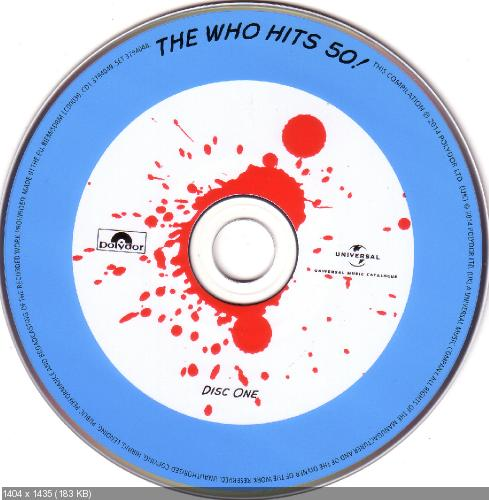The Who - The Who Hits 50! (2-CD Deluxe Edition) 2014