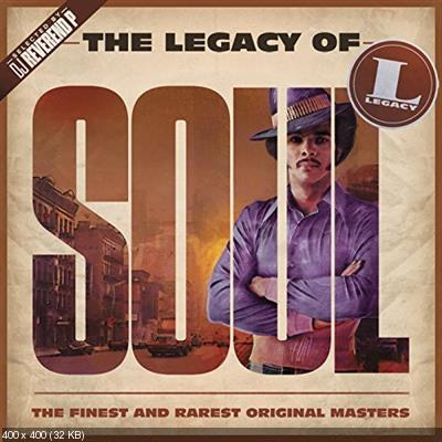VA - The Legacy of Soul (2015)