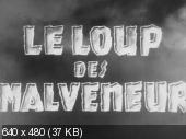 ���� ���������� / Le loup des Malveneur (1943) TVRip   VO   SATKUR