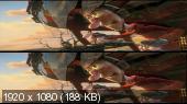 Приключения Мортадело и Филимона в 3Д / Mortadelo y Filemоn contra Jimmy el Cachondo 3D Вертикальная анаморфная
