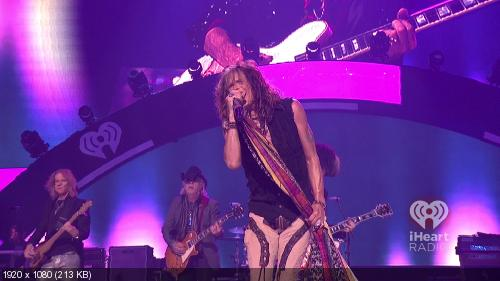Aerosmith - Heart Radio Music Festival (2012) [HDTVRip 1080i]