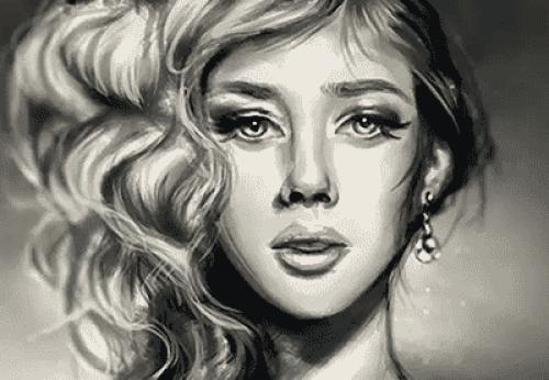Tutsplus - Digital Portrait Painting in Adobe Photoshop