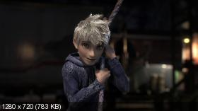 ��������� ���� / Rise of the Guardians (2012) BDRip 720p | DUB | ��������