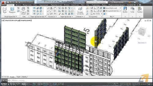 3D моделирование в AUTOCAD. Визуализация в 3DS MAX + Анимация в LUMION (2014) Видеокурс