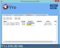 YouTube Video Downloader PRO 4.9.1 (20150806) [Multi/Ru]