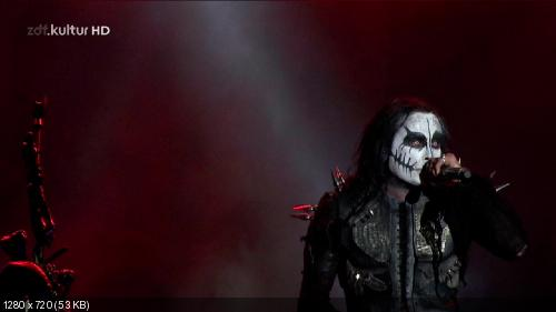 "Cradle Of Filth ""Live At Wacken Open Air 2015"""
