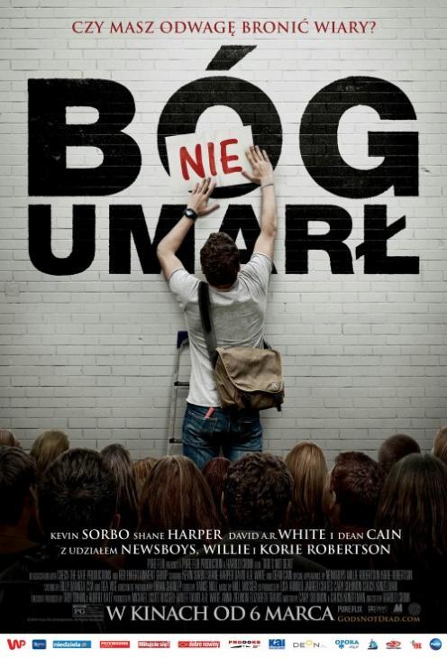 B�g nie umar� / God's Not Dead (2014) PL.720p.BluRay.x264.AC3-K12 / Lektor PL + m720p