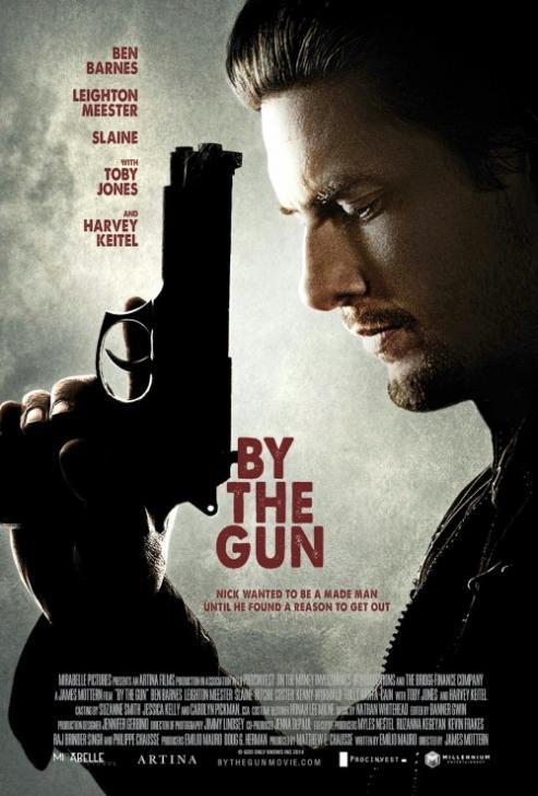 Uzbrojony / By the Gun (2014) PL.720p.BluRay.x264.AC3-K12 / Lektor PL + m720p