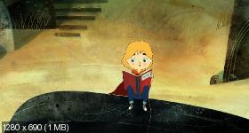 ����� ���� / Song of the Sea (2014) BDRip 720p | MVO