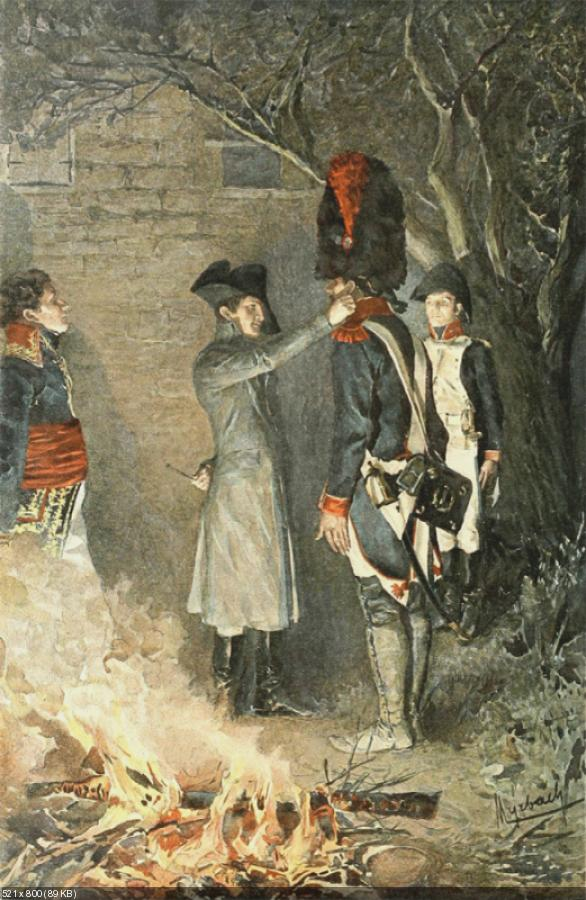 the life of napoleon buonaparte as a lieutenant in the french army Napoleon bonaparte (french: napoléon bonaparte [napoleɔ̃ bɔnɑpaʁt], italian: napoleone buonaparte 15 august 1769 - 5 may 1821) was a french military and political leader who rose to prominence during the latter stages of the french revolution and its associated wars in europe.