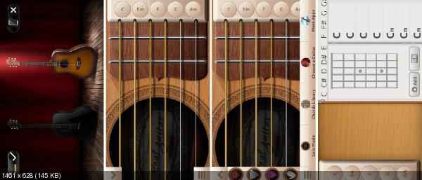 Real Guitar - �������� ������ 2.3.2 (android)