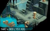 [Android] Lara Croft GO - v1.0.48285 (2015) [Приключения, RUS/ENG]