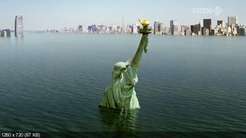 Земля под водой / BBC. Earth under water (Тильман Ремме) [2010, документальный, HDTVRip 720р]