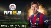 FIFA 15: Ultimate Team Edition (Update 4/2014/RUS/ENG/MULTi15) RePack от R.G. Механики