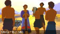 ���� ���������� / Joseph: King of Dreams (2000) WEB-DL 720p   DUB