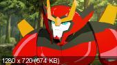 ������������: ������ � ���������� / Transformers: Robots in Disguise [01-26 ����� �� 26] (2015) WEB-DLRip 720� �� Azazel