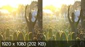 Deep Purple / From the Setting Sun in Wacken 3D  Горизонтальная анаморфная