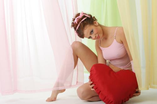 2008-02-01 Tina Valentine's Day