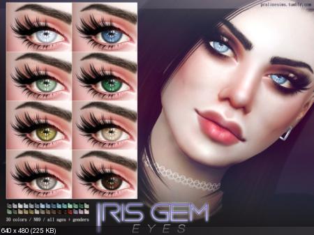 Глаза, контактные линзы - Страница 5 2da9552a56c9458b165f9a6514ef42ab