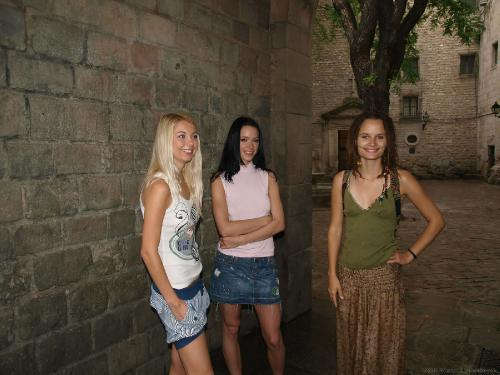 Gwen C., Hanka P. And Judit T